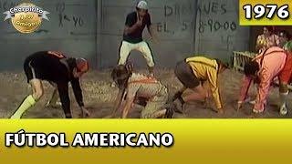 El Chavo | Fútbol americano (Completo)