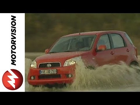 Daihatsu Terios Off-Road Test