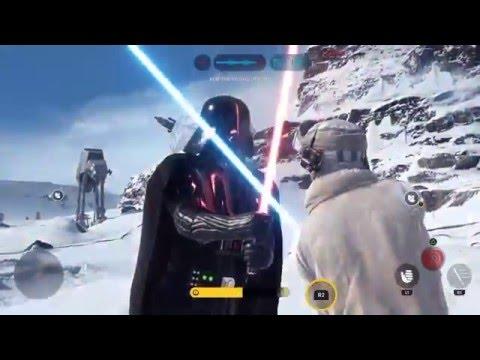 Star Wars Battlefront Lightsaber Duel Episode 4