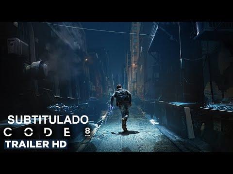 Trailer Código 8