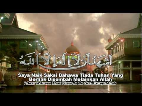 Azan Maghrib [Full HD]