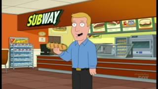 Family Guy - Subway