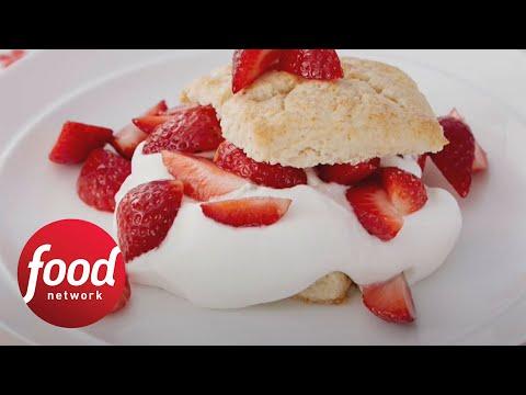 Strawberry Shortcake | Spring Baking Championship | Food Network