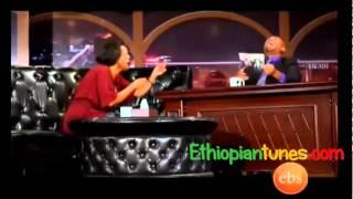 Tsedenia Gebremarkos on Seifu Fantahun Show