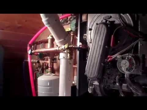 NTI Trinity 150 Combi Boiler - System Overview