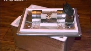 Как сделать простой домашний инкубатор своими руками. DIY  Egg Incubator