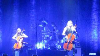 Apocalyptica (plays Metallica by four cellos): Until It Sleeps