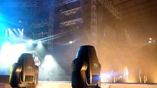 Gypsy Heart Tour à Bogota - The Driveaway Performance - 19/05/11
