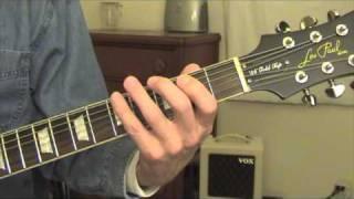 Hideaway - Guitar Lesson