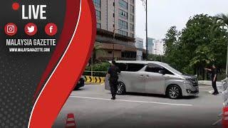 MGTV LIVE : Giliran Zahid Hamidi Menghadap YDP Agong