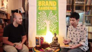 Brand Gardener TV REALITY BITES With Afit Holycow 6