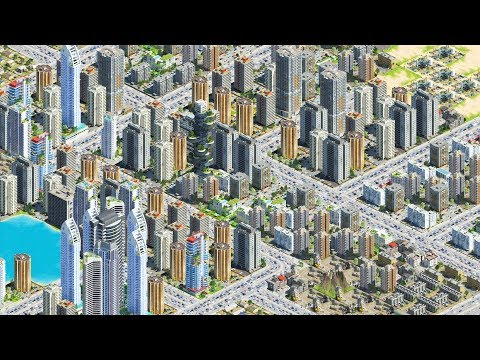 Citystate | Ep. 1 | New Capital City Construction Begins | Citystate Tycoon City Builder Gameplay