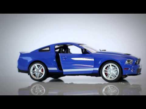 Машина р/у 1:14 Ford Mustang (открываются двери) 2170 +акб