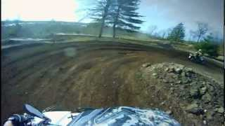 preview picture of video 'Eric Owen #13x Walden Mx NEATV Race Day Practice.'