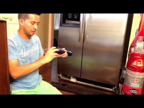 Como cambiar el filtro y limpiar tu refrigerador -jc duarte7