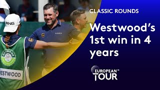 Lee Westwood Shoots 64 To Win 2018 Nedbank Golf Challenge   Classic Round Highlights