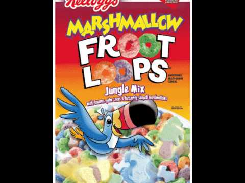Frootloops with the Marshmellows