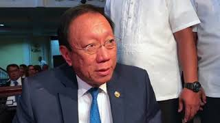 Calida keeps mum on Trillanes amnesty revocation