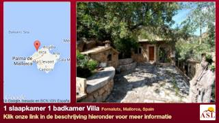 preview picture of video '1 slaapkamer 1 badkamer Villa te Koop in Fornalutx, Mallorca, Spain'