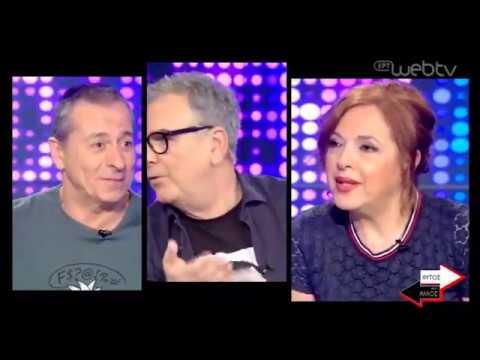 Ράντου: «Δε θα γυρίζανε ποτέ στην τηλεόραση κάτι που θα έγραφα» | 05/06/2020 | ΕΡΤ