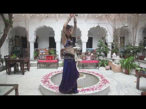 Purna Shakti Fusion bellydance in India