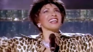 With One Look / As If We Never Said Goodbye  -  Shirley Bassey (1998 Viva Diva TV Special)