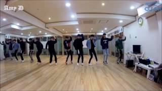 HALO 'Fever' Mirrored Dance Practice 2016