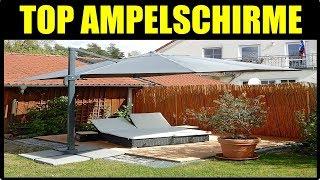 TOP 5 AMPELSCHIRM MODELLE 2018 ★ Ampelschirm Test ★ Schöne Ampelschirme Rhodos, Ampelschirm Samos,..