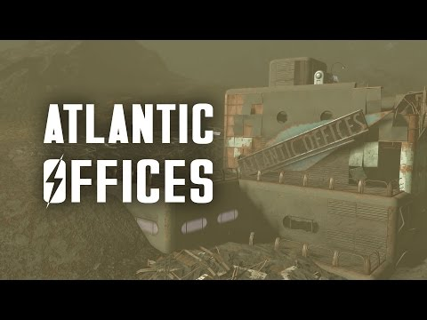 The Secret Of The Atlantic Offices In The Glowing Sea - Fallout 4 Cut Content & Lore Mp3