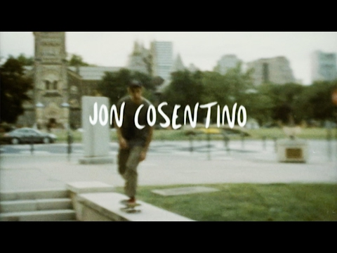 Jon Cosentino   TransWorld SKATEboarding
