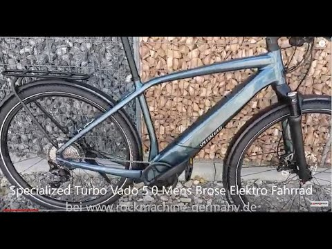 Specialized Turbo Vado 5 0 Mens Brose Elektro Fahrrad 2019