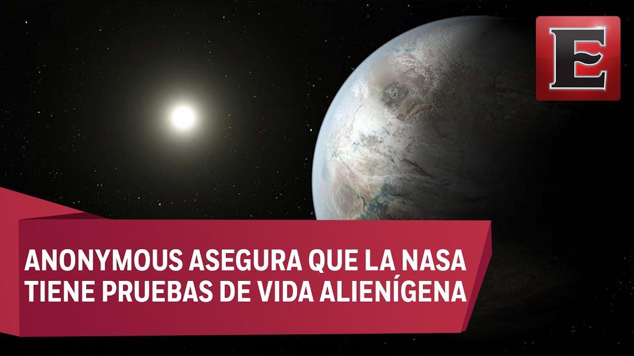 'La NASA está a punto de anunciar vida extraterrestre'