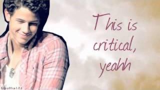 Nick Jonas - Critical (Piano Version) + Lyrics&Download
