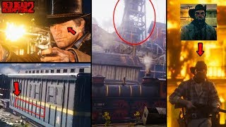 Red Dead Redemption 2 Official Trailer #2 BREAKDOWN - Everything You May Have Missed!