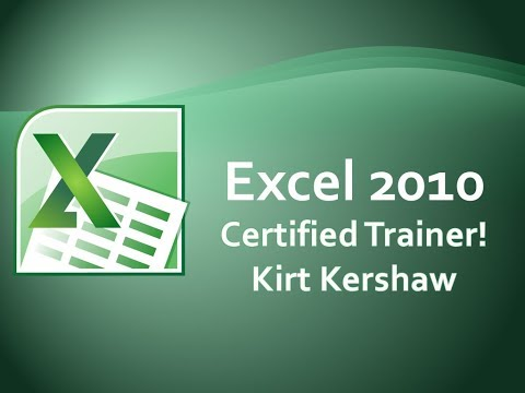 Microsoft Excel 2010: Advanced Function, Formula, Text and ...
