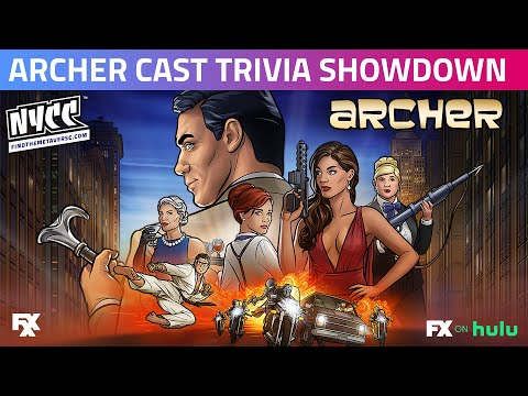 Archer Cast Trivia Showdown