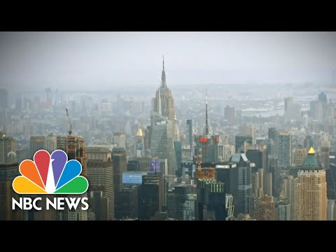 New York City Has Neary 1 In 4 Of All COVID-19 Cases in US | NBC Nightly News