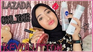 Product Review On LAZADA ONLINE REVOLUTION
