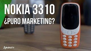 Nuevo Nokia 3310, ¿producto de marketing o tiene sentido?