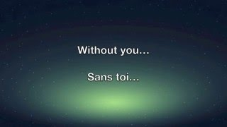 Sad Song   We The King Lyrics EnglishFrançais