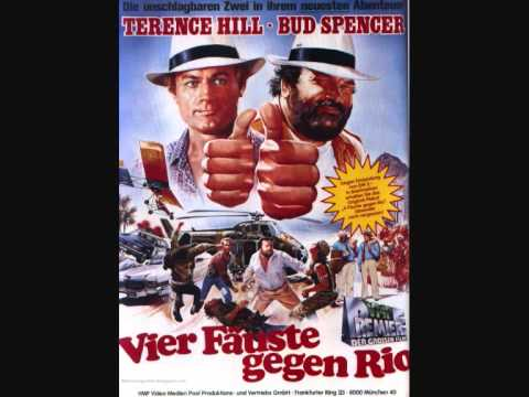 Bud Spencer & Terence Hill - Vier Fäuste gegen Rio (soundtrack)