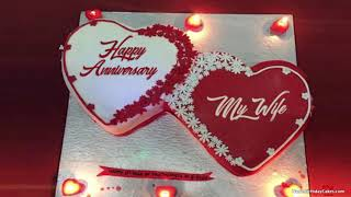 Romantic Happy Anniversary Wishes For Wife