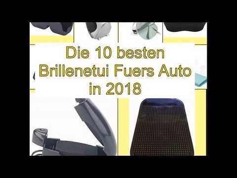 Die 10 besten Brillenetui Fuers Auto in 2018