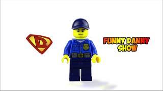 Лего мультик. Побег Джека. Lego city мультфильм. Лего трейлер 2019 Lego 60044
