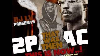 2pac - Po Nigga Blues (DJ LV Remix)