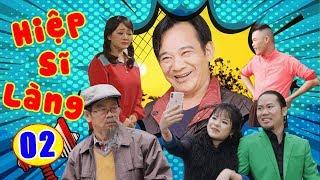 Phim Hài Tết 2019 | Hiệp Sĩ Làng - Tập 2 | Hài Tết Quang Tèo, Vượng Râu Hay Nhất 2019