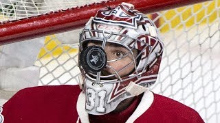 NHL: Pucks to the Mask