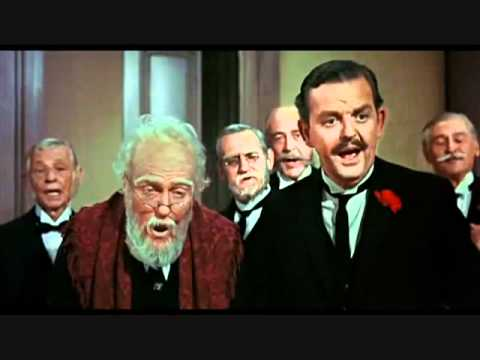 Fidelity Fiduciary Bank (Song) by Arthur Malet, Clive Halliday, Cyril Delevanti, David Tomlinson, Dick Van Dyke,  and Lester Matthews