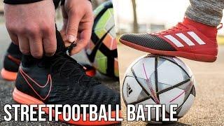 Nike MagistaX Proximo II vs Adidas ACE 17.3 Primemesh  - Test