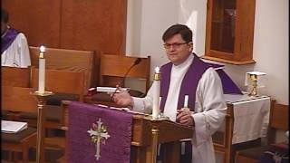 Hope Lutheran Cranberry - March 05, 2017 - Pastor Ron Brown